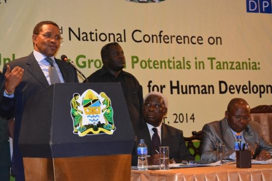 Launching of Monitoring African Food And Agricultural Policies Project MAFAP