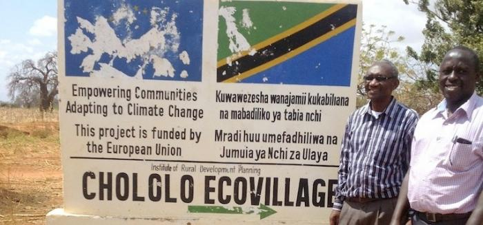 S01E11 - Initiatives to Address Climate Change: A Lesson Learnt from Chololo Eco-Village